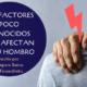 Dolor de hombro. Los factores poco conocidos que afectan a tu hombro