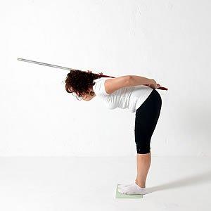 Bailarina con palo 3a fase